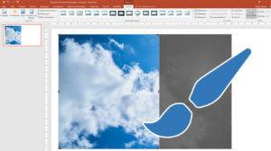 Bilder mit PowerPoint bearbeiten