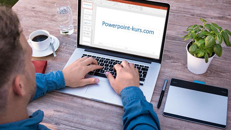 Online-Kurs PowerPoint
