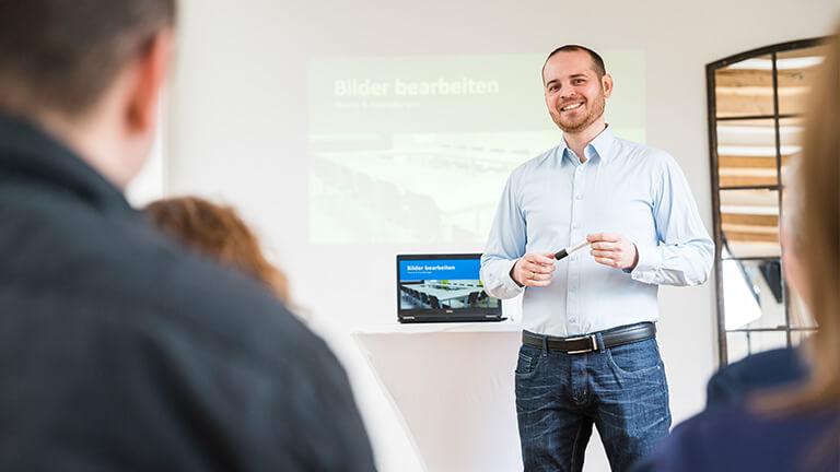PowerPoint Schulung