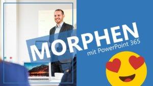 Morph Effekt PowerPoint