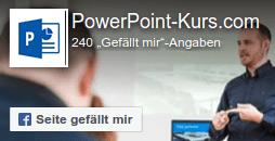 PowerPoint Schulungen Facebook Auftritt